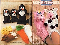 Annies Attic Silly Sox