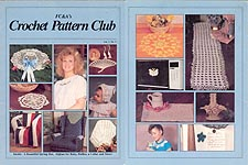 FC&A's Crochet Pattern Club, Vol. 1, No. 1