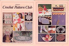 FC&A's Crochet Pattern Club, Vol. 1, No. 2A