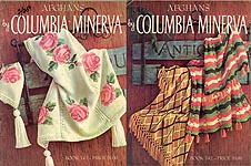 Afghans by Columbia - Minerva, Book 742