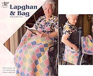 Annie's Attic Lapghan & Bag