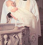 Marshall-Cavendish Ltd Floral Christening Gown