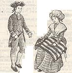 Design 809: Colonial Costumes