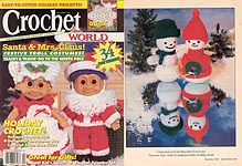 Crochet World, December 1995.