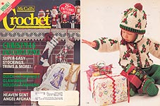 McCall's Crochet Patterns, Dec. 1994