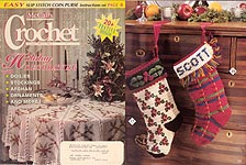 McCall's Crochet Patterns, Dec. 1995