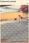Marshall Cavendish LTD Catherine's Wheels Table Mat