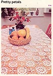 Marshall Cavendish LTD Pretty Petals Tablecloth