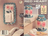 Red Heart Book 359: Cottage Kitchen Accents