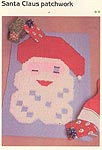 Marshall Cavendish LTD Santa Claus Patchwork