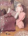 Annies Fashion Doll Crochet Club: Afghan & Pillow Pairs