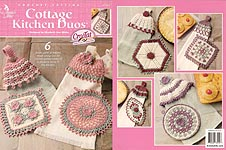Annie's Attic Cro- Tat Cottage Kitchen Duos