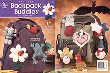 Annie's Attic Crochet Backpack Buddies