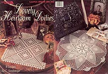 LA Lovely Heirloom Doilies