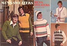 LA Men's Sweaters to Knit and Crochet
