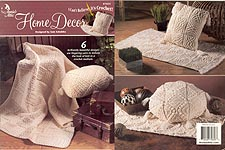 Annie's Attic I Can't Believe It's Crochet: Home Decor
