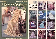 LA A Year of Afghans, Book Two