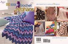 Annie's Big Book of Crochet Afghans