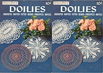 Star Doily Book No. 131: Doilies -- Crocheted, Knitted, Tatted, Beaded, Pineapples, Ruffles