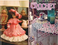 Annie's Crochet Newsletter #67, Jan-Feb 1994