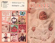 Annie's Crochet Newsletter #73, Jan-Feb 1995