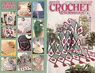 Annie's Crochet Newsletter 97, Jan-Feb 1999