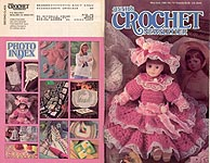 Annie's Crochet Newsletter #75, May-Jun 1995