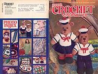 Annie's Crochet Newsletter #76, Jul-Aug 1995