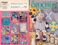 Annie's Crochet Newsletter #82, Jul-Aug 96