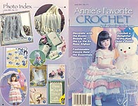 Annie's Favorite Crochet #111, June 01