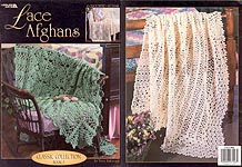 LA Lace Afghans Classic Collection, Book 2