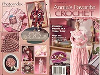 Annie's Favorite Crochet #115, February 2002