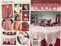 Annie's Favorite Crochet #120, December 2002