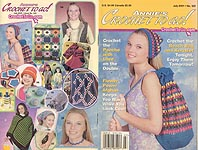 Annie's Crochet To Go #129, July 2001