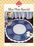 Vanna's Blue Plate Special Rug