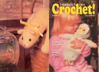 Hooked on Crochet! #4, May-Jun 1987
