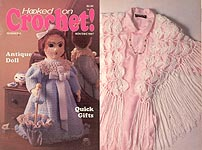 Hooked on Crochet! #6, Nov-Dec 1987