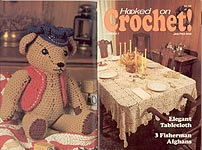 Hooked on Crochet! #7, Jan-Feb 1988