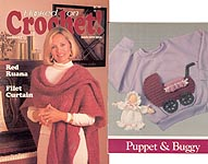Hooked on Crochet! #8, Mar-Apr 1988