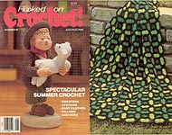 Hooked on Crochet! #10, Jul-Aug 1988