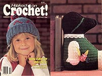 Hooked on Crochet! #11, Sept-Oct 1988
