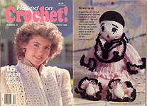 Hooked on Crochet! #12, Nov-Dec 1988