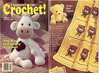 Hooked on Crochet! #13, Jan-Feb 1989