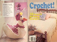 Hooked on Crochet! #15, May-Jun 1989