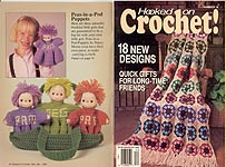 Hooked on Crochet! #18, Nov-Dec 1989