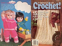 Hooked on Crochet! #19, Jan-Feb 1990