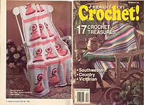 Hooked on Crochet! #20, Mar-Apr 1990