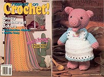Hooked on Crochet! #21, May-Jun 1990