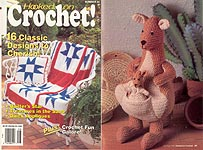 Hooked on Crochet! #22, July - Aug 1990