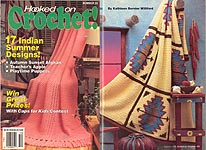 Hooked on Crochet! #23, Sept-Oct 1990